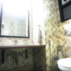 Hotel S. K Crown Park Naraina ванная