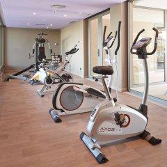 Отель Marins Cala Nau фитнесс-зал