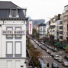 Hotel Barry Брюссель фото 2