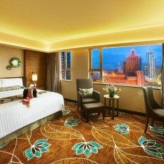 Hotel Beverly Plaza комната для гостей фото 4