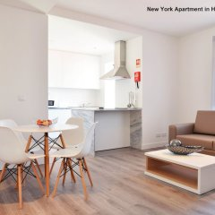 Апартаменты Mobilux Apartments Lisbon комната для гостей