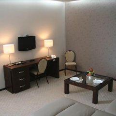 Д`Плаза Отель Тбилиси комната для гостей фото 2