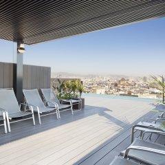 Отель Andante Hotel Испания, Барселона - 1 отзыв об отеле, цены и фото номеров - забронировать отель Andante Hotel онлайн бассейн фото 3