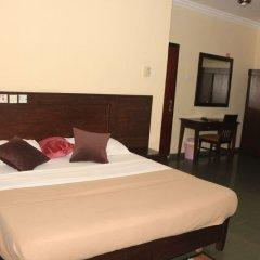 Liz Ani Hotel Annex Калабар комната для гостей
