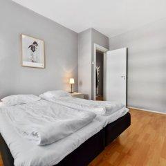 Апартаменты Forenom Serviced Apartments Oslo Rosenborg комната для гостей фото 3