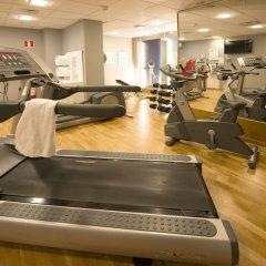 Отель Scandic Grand Hotel Швеция, Эребру - отзывы, цены и фото номеров - забронировать отель Scandic Grand Hotel онлайн фитнесс-зал
