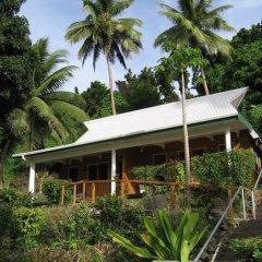 Отель Daku Resort пляж