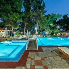 Porfi Beach Hotel бассейн фото 3
