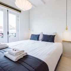 Апартаменты Jordaan Harlem Apartments комната для гостей фото 2