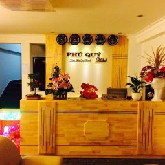 Отель Phu Quy Далат интерьер отеля