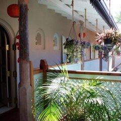 Отель La Clochette Шри-Ланка, Галле - отзывы, цены и фото номеров - забронировать отель La Clochette онлайн интерьер отеля фото 3