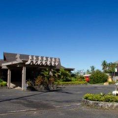 Отель Tanoa Skylodge Hotel Фиджи, Вити-Леву - отзывы, цены и фото номеров - забронировать отель Tanoa Skylodge Hotel онлайн парковка