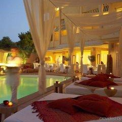 Отель The Margi Афины бассейн