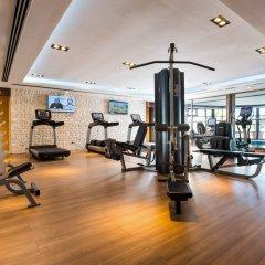 Отель Fiesta Americana Merida фитнесс-зал