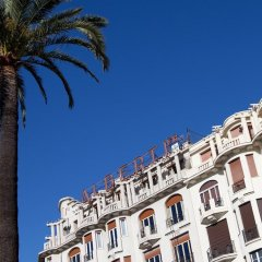 Отель Albert 1'er Hotel Nice, France Франция, Ницца - 9 отзывов об отеле, цены и фото номеров - забронировать отель Albert 1'er Hotel Nice, France онлайн вид на фасад