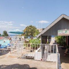 Апартаменты Paradise Beach Studio At Montego Bay Club балкон