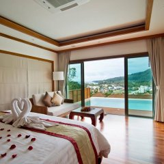 Отель Villa Tantawan Resort and Spa комната для гостей фото 4