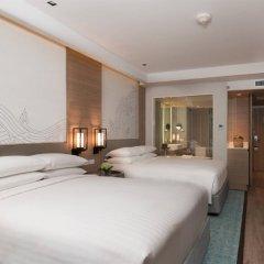 Отель Phuket Marriott Resort & Spa, Merlin Beach комната для гостей фото 4