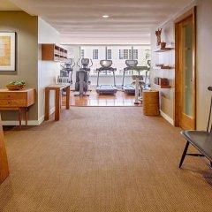 Отель Park Hyatt Washington фитнесс-зал