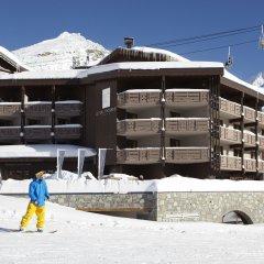 Hotel Le Val Thorens спортивное сооружение