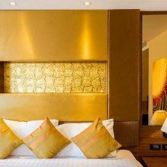 Отель Nova Gold Hotel Таиланд, Паттайя - 10 отзывов об отеле, цены и фото номеров - забронировать отель Nova Gold Hotel онлайн комната для гостей фото 5
