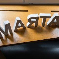 Hotel Marta интерьер отеля