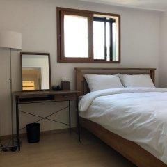 Отель Ultari Hostel Jongno Южная Корея, Сеул - отзывы, цены и фото номеров - забронировать отель Ultari Hostel Jongno онлайн комната для гостей
