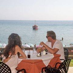 Glyfada Beach Hotel пляж фото 2