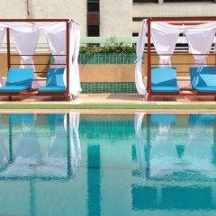 Отель Evergreen Place Siam by UHG Таиланд, Бангкок - 1 отзыв об отеле, цены и фото номеров - забронировать отель Evergreen Place Siam by UHG онлайн бассейн фото 2