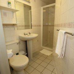 Ridgemount Hotel ванная
