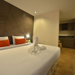 H2 Hotel Бангкок комната для гостей фото 5