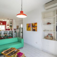 Отель Thalassa Suite Кипр, Протарас - отзывы, цены и фото номеров - забронировать отель Thalassa Suite онлайн комната для гостей фото 3