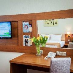 Best Western PLUS Centre Hotel (бывшая гостиница Октябрьская Лиговский корпус) 4* Стандартный номер разные типы кроватей фото 3