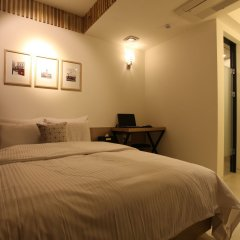 Отель Boutique Hotel XYM Южная Корея, Сеул - отзывы, цены и фото номеров - забронировать отель Boutique Hotel XYM онлайн комната для гостей фото 3