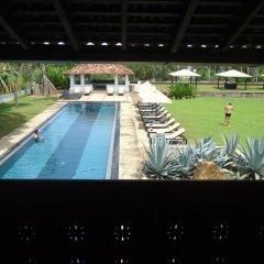 Отель Paradise Road The Villa Bentota балкон