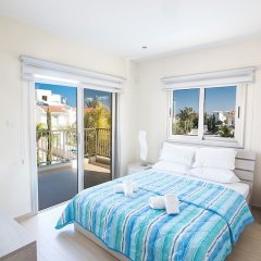 Отель Protaras Villa Theodora 1 комната для гостей
