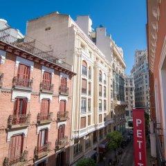 Отель Petit Palace Tres Cruces Испания, Мадрид - отзывы, цены и фото номеров - забронировать отель Petit Palace Tres Cruces онлайн фото 7