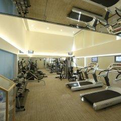 Baiyun Hotel Guangzhou фитнесс-зал фото 3