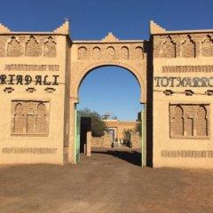 Отель Riad Ali Марокко, Мерзуга - отзывы, цены и фото номеров - забронировать отель Riad Ali онлайн вид на фасад