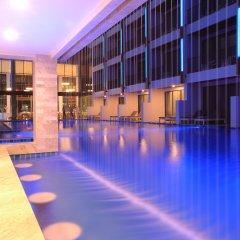 Отель BlueSotel Krabi Ao Nang Beach бассейн