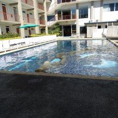 Trans International Hotel бассейн