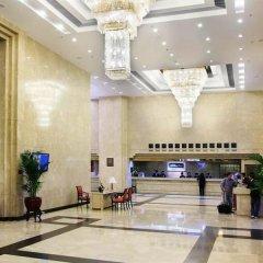 Отель Guangzhou Crystal Orange Гуанчжоу интерьер отеля фото 3