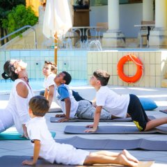 Corinthia Palace Hotel & Spa Malta фитнесс-зал