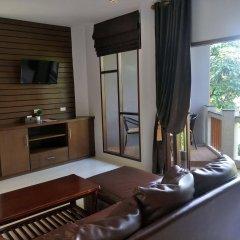 Отель Lanta Intanin Resort Ланта комната для гостей фото 5