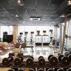 Hotel Newv фитнесс-зал фото 3