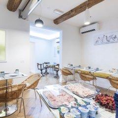Отель Residenza Magliabechi Италия, Флоренция - отзывы, цены и фото номеров - забронировать отель Residenza Magliabechi онлайн питание фото 2