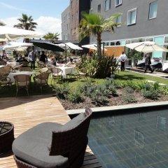 Отель Cosmopolitan Hotel Италия, Чивитанова-Марке - отзывы, цены и фото номеров - забронировать отель Cosmopolitan Hotel онлайн бассейн фото 2