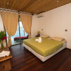 Отель Villa Vai Api Французская Полинезия, Бора-Бора - отзывы, цены и фото номеров - забронировать отель Villa Vai Api онлайн комната для гостей фото 3