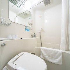 Отель Super Hotel Utsunomiya Япония, Уцуномия - отзывы, цены и фото номеров - забронировать отель Super Hotel Utsunomiya онлайн ванная