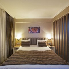Delta Hotel Istanbul комната для гостей фото 3